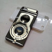 Cute Camera - iPhone 5C Case, iPhone 5/5S Case, iPhone 4/4S Case, Samsung Galaxy S3, Samsung Galaxy S4