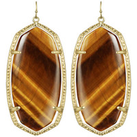 Kendra Scott Danielle Earrings in Tigers