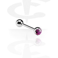 Picture Barbell [Surgical Steel 316L]