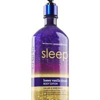 Bath and Body Works Sleep Honey Vanilla Dream Body Lotion Lullaby & Good Night 6.5 Oz