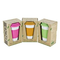 Smart Planet Ocie8 Porcelain Eco Cup Trio Incl 3 Ec7 Pantone