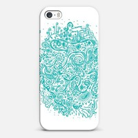 Doodleland iPhone & iPod case by Lisa Argyropoulos | Casetagram