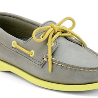 Women's Cloud Logo Authentic Original 2-Eye Color Pop Boat Shoe