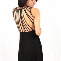 The Chiffon Black Dress - 29 N Under