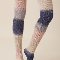 OMBRE OVER THE KNEE SOCK