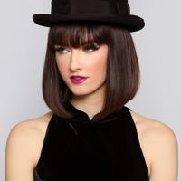 SECRET LOVE TOP HAT