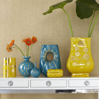 Jonathan Adler Santorini Porcelain Decor Collection