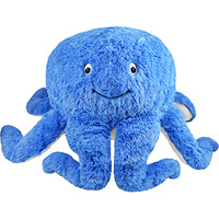Squishable Blue Octopus: An Adorable Fuzzy Plush to Snurfle and Squeeze!