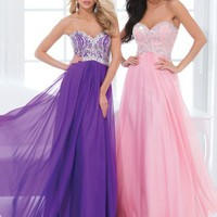Tony Bowls Paris 114713 at Prom Dress Shop