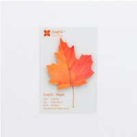 Small Maple Leaf Sticky Note