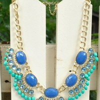 Turkish Delight in Blue - New Arrivals