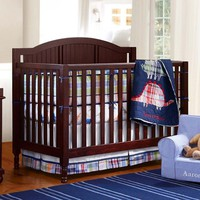 Catalina Fixed Gate 3-in-1 Crib