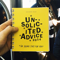 2014 Unsolicited Advice Planner