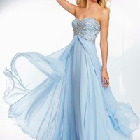 Mori Lee 95064 Prom Dress - PromDressShop.com