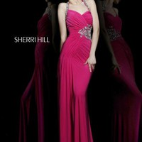 Sherri Hill 11041 at Prom Dress Shop