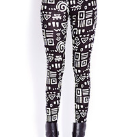 Worldy Girl Leggings