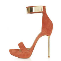 LOLLY SKINNY HEEL SANDALS