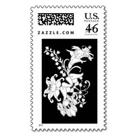 My Garden First Class US Postage Stamp