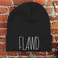 Flawd Beanie - Flawd Clothing - Official Online Store on District LinesDistrict Lines