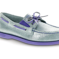 Toddler Girl's Authentic Original Gore Boat Shoe