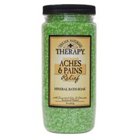 Village Naturals Therapy™ Aches and Pains Mineral Bath Soak - 20 oz