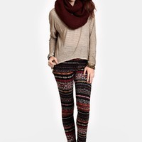 Geo Traveler Leggings