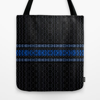 Classic #9 Tote Bag by Ornaart