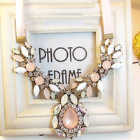 Coral Princess Necklace