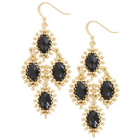 Women's Kite Chandelier Earrings