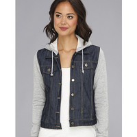 Gabriella Rocha Jean Hooded Jacket