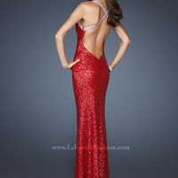La Femme 18616 at Prom Dress Shop