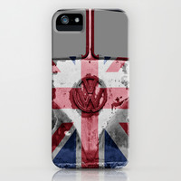 VW Rusty British iPhone & iPod Case by Alice Gosling