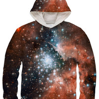 Extreme Star Cluster Hoodie