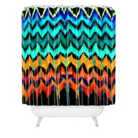Holly Sharpe African Essence Shower Curtain