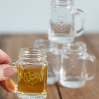 Preserve Your Verve Shot Glass Set | Mod Retro Vintage Kitchen | ModCloth.com