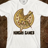 Hungry Games....Pizza
