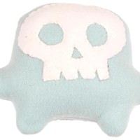 Nerfect Yorick Small Stuffed Object - Lt. Blue Kids Accessories at Broken Cherry
