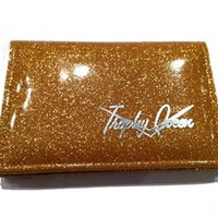 Trophy Queen ID Wallet - Gold Accessories Wallets - Dames at Broken Cherry