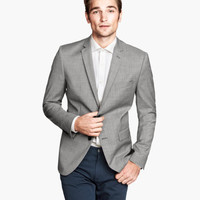Wool Blazer - from H&M