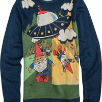 TODDLAND GNOME PLACE LIKE HOME SWEATER