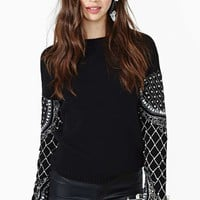 Luxe Touch Sweater