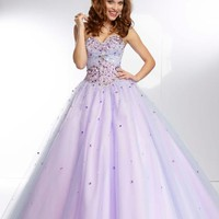 Mori Lee 95107 Prom Dress - PromDressShop.com