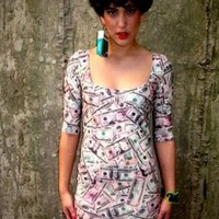 "BUTCH DIVA — THE ""GOOD MONEY"" DRESS"