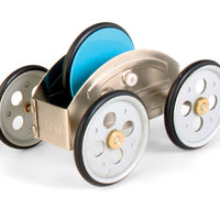 Kikkerland Design Inc » Products » Zecar Flywheel Car