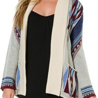 BILLABONG SEDONA DAYZ CARDIGAN SWEATER