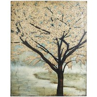 Enduring Tree Art - Gray