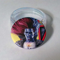 Black Friday, Shop Local Saturday, and Cyber Monday Sale// Comic Book 1.5 Button// Starman (Mikaal Tomas)