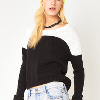 MARKET HQ | Colour Block Jumper