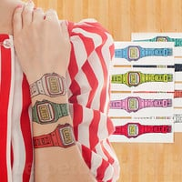 TATTLY TEMPORARY WATCH TATTOOS