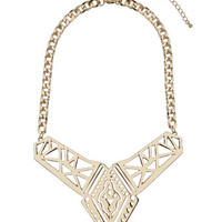 Bat Geo Collar - Necklaces - Jewellery - Accessories